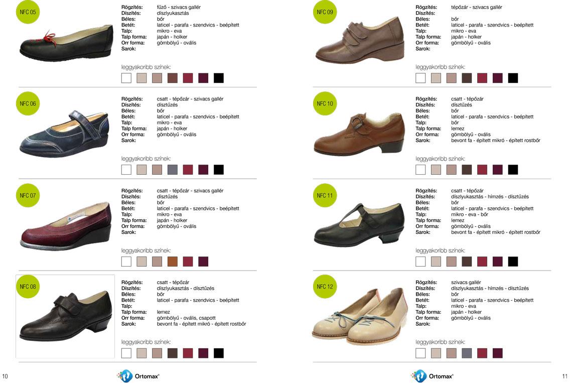 173e8d123f Katalógusok - Ortopédiai cipők - Ortobolt